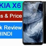 Nokia X6 Features in hindi