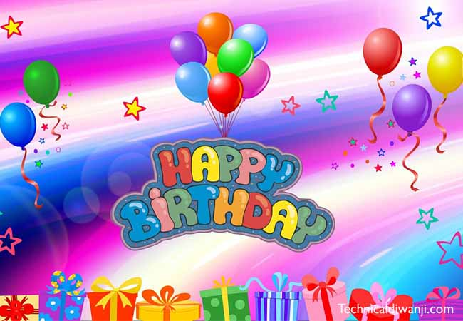 happy birthday sms