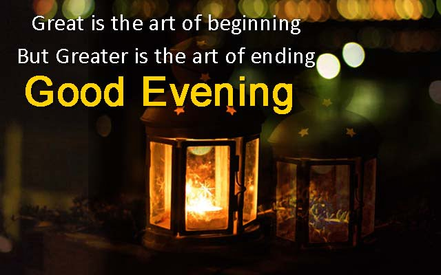 good evening shayari in hindi font