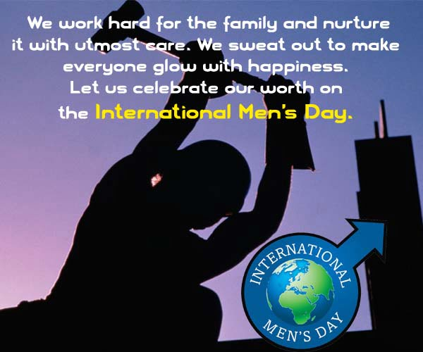 happy mens day images