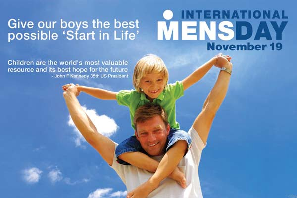 happy mens day wishes