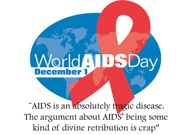 world aids day posters