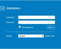 csc digimail login