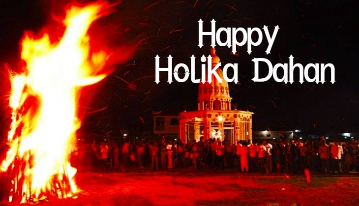 Holika Dahan image wishes