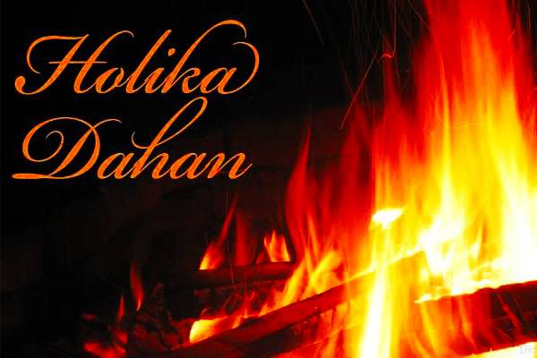Happy Holika Dahan Images