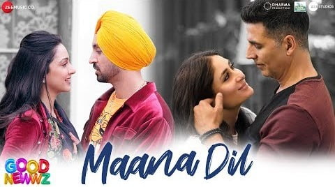 MAANA DIL LYRICS SONG IN HINDI