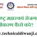Maharashtra Mahaswayam Employment Registration